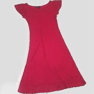Betsey Johnson stretchy made in the US dress